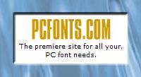 PC Fonts Free Fonts
